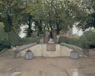Reuben Colley, 'Holy Trinity ', 2019