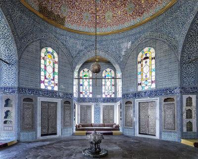 Massimo Listri, 'Palazzo Topkapi (Chiosco di Erevan) Istanbul I, Turkey', 2018