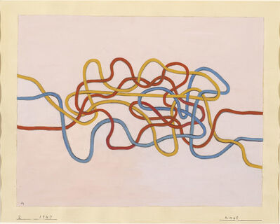 Anni Albers, 'Knot', 1947