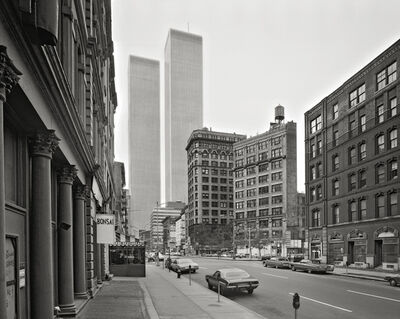 Philip Trager, 'Twin Towers, New York, NY', 1970's
