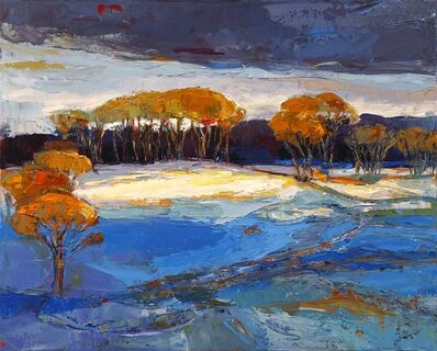 Kirsty Wither, 'Fair Frost', 2019