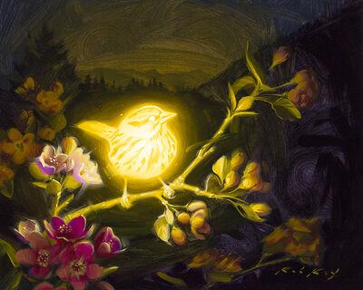 Rob Rey, 'Bioluminescence: Tenacity', 2020