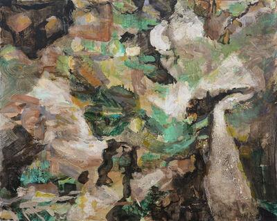 Lois Dickson, 'Fungus and Fern, (Catskill)', 2019