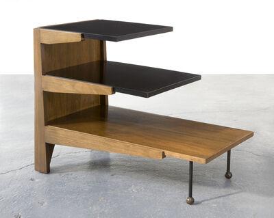 Greta Magnusson Grossman, 'Three tier side table', 1952