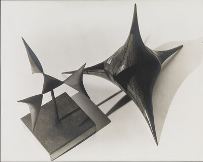 'Mathematical Objects', 1934-1935