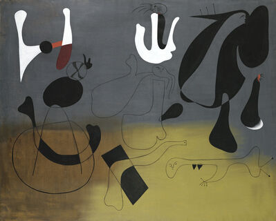 Joan Miró, 'Painting', 1933