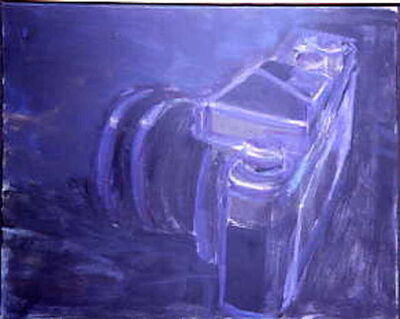 Peter Charlap, 'Nocturne', 2004