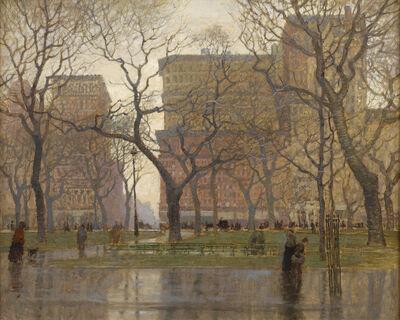 Paul Cornoyer, 'After the Rain', ca. 1910