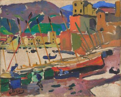 André Derain, 'Le port de Collioure', 1905