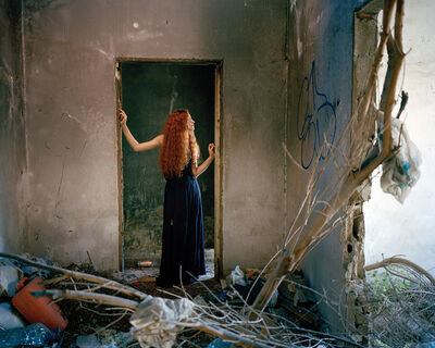 Rania Matar, 'Nour #3, Beirut Lebanon.', 2017