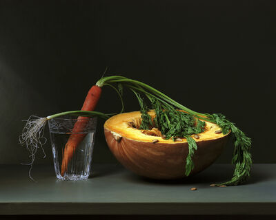 Sharon Core, 'Early American, Carrot and Squash', 2008