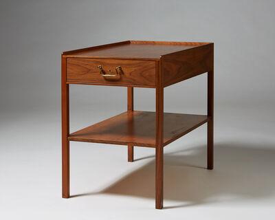 Josef Frank, 'Bedside table model 914 designed by Josef Frank for Svenskt Tenn,  Sweden. 1950's. ', 1950-1959