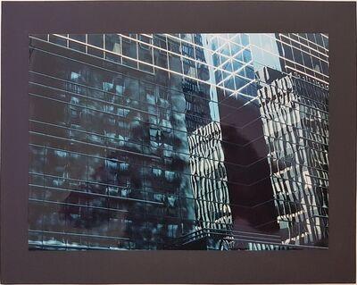 Wolff Buchholz, 'Manhattan - Fifth Avenue Mirror Effect', 1990