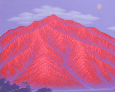 Youngsik Kim, 'The Way Asking Moon', 2015