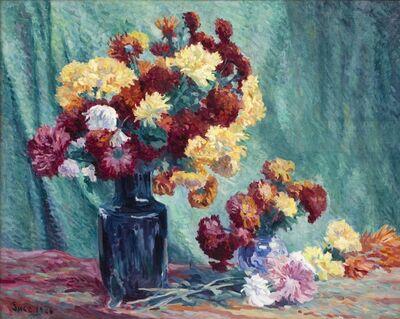 Maximilien Luce, 'Nature Morte aux Fleurs', 1926