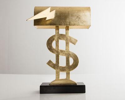 Lapo Binazzi, 'Dollaro Lamp', 1969