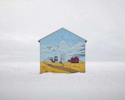 David Burdeny, 'Tomorrow's Harvest, Saskatchewan, CA', 2020