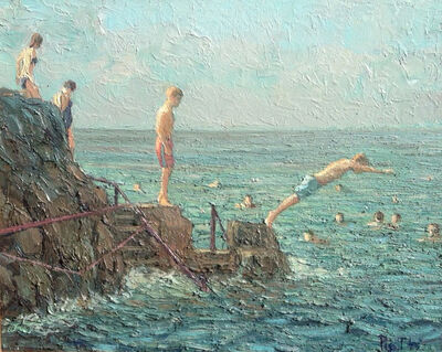 Pip Todd-Warmoth, 'The Forty Foot', 2015