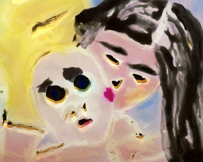 Brea Souders, 'Kissed', 2015