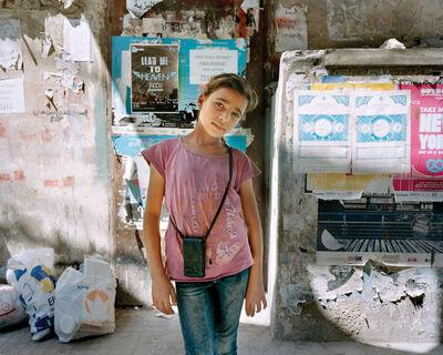 Rania Matar, 'Maya at 10, Beirut', 2014
