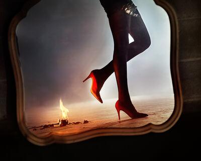 David Drebin, 'Playing with Fire', 2014