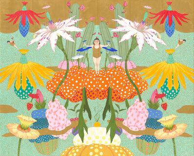 Mari Ito, 'Origen del deseo - Dentro del origen de mis deseos', 2019