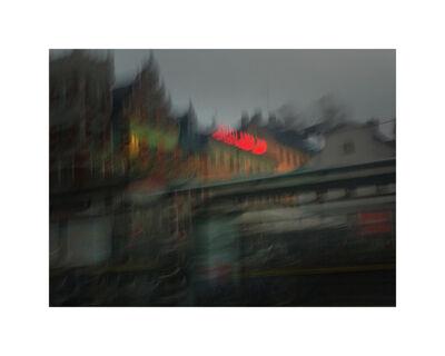 Christer Fjellis Fjellman, 'Slussen – Mon Amour 2767'