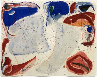 Sam Francis, 'Multi-Color Gouache (SF61-039)', 1961