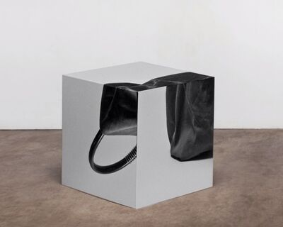 Delphine Burtin, 'Untitled, Sans condition initiale (cube)', 2015