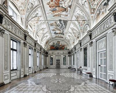 David Burdeny, 'Mirror Room, Palazzo Ducall, Mantova, Italy', 2016