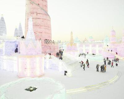 David Burdeny, 'Ascension, Harbin, China, 2018', 2018