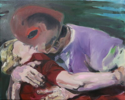 Simona Deflorin, 'Gustina und Karel', 2020