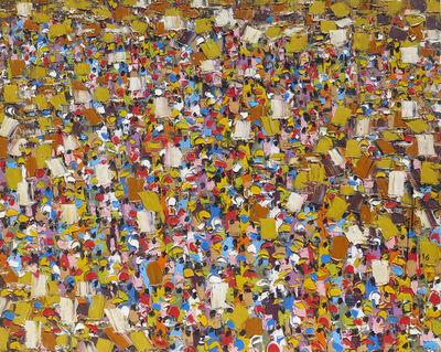 Ablade Glover, 'Market Panorama - B31/16', 2016