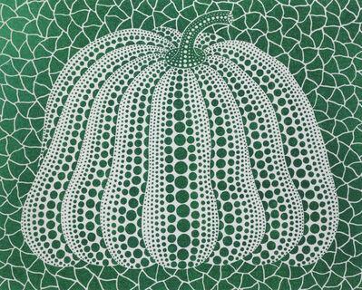 Yayoi Kusama, 'Pumpkin (G) PP', 1999