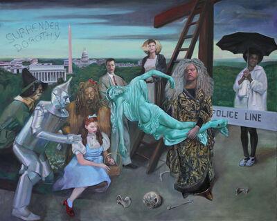 Carl Grauer, 'The Deposition', 2019