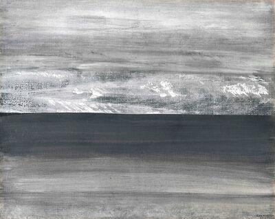 Gao Xingjian 高行健, 'In the Ocean (En Mer)', 2010