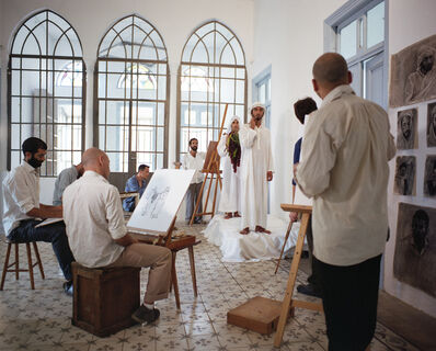 Tamir Zadok, 'The Painters', 2015