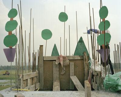 Stuart Hawkins, 'Rooftop Garden', 2010