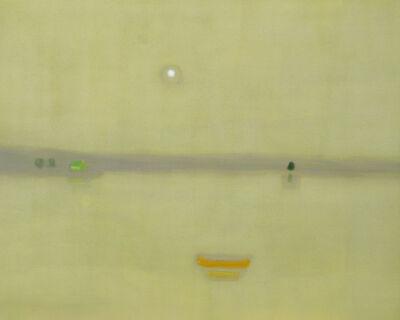 Pat Service, 'Transparent', 2009