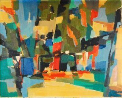 Marcel Mouly, 'La Clairiere', 1960