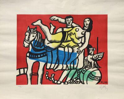 Fernand Léger, 'Le Cirque (The Circus)', ca. 1950