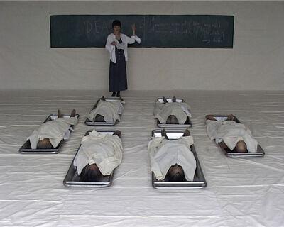 Araya Rasdjarmrearnsook, 'The Class', 2005