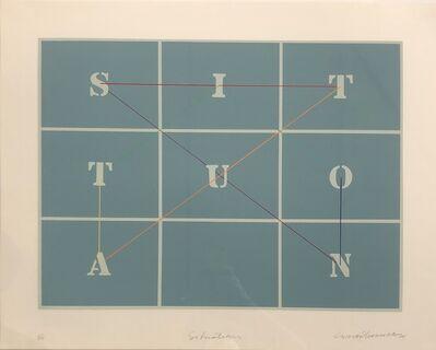 Lydia Okumura, 'Situation', 1974