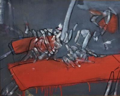 Valerio Adami, 'FATTO N.3', 1959