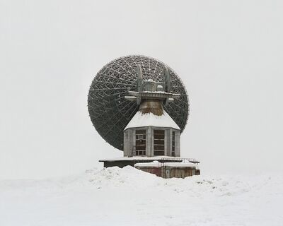 Danila Tkachenko, 'Antenna built for interplanetary connection', 2013