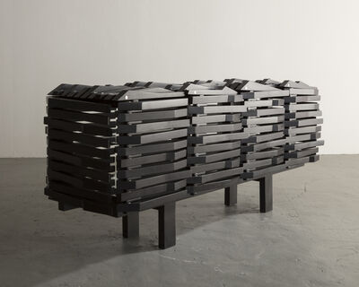 Sebastian Errazuriz, 'Porcupine Cabinet', 2015