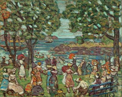 Maurice Brazil Prendergast, 'Salem Cove', 1916