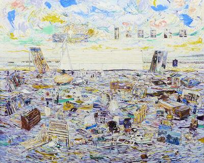 Toru Kuwakubo, 'Edvard Munch's Studio', 2015