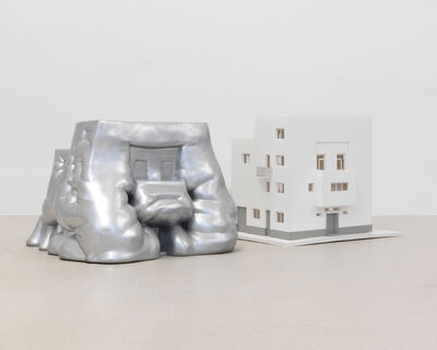 Erwin Wurm, 'Fat House Moller / Adolf Loos', 2003-2005