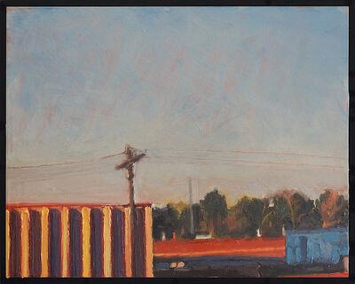 Sharon Feder, 'I-70 Dawn No. 4 ', 2019